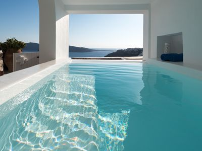Photo for Villa Amfitheatro in Santorini, Greece