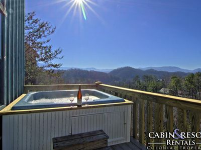 Photo for Holiday Chalet - 1BR/1.5BA - Sleeps 4
