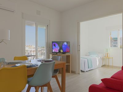 Photo for Apartment near the beaches of Málaga El Palo