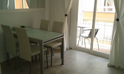 Photo for Charming apartment in central location (near Santa Catalina)