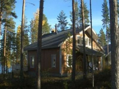 Photo for Vacation home Kolinpilvi in Lieksa - 8 persons, 3 bedrooms