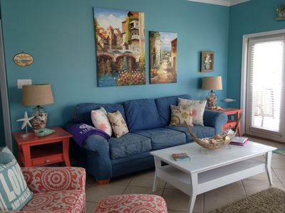 Photo for Newly Upgraded 2BR Condo in Low Rise Villas- Beautiful Water Views-Best Value