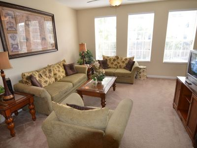 Photo for Luxurious 3 Bedroom 3.5 Bathroom Town Home Located in Vista Cay. 5038TVC-20