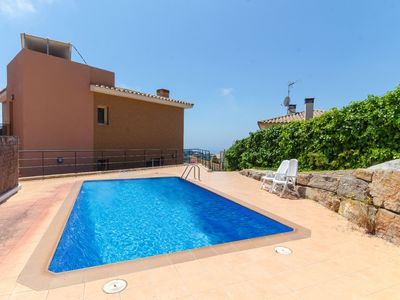 Photo for Club Villamar - Precious villa with private pool located close to Lloret de Mar, the beach and all amenities