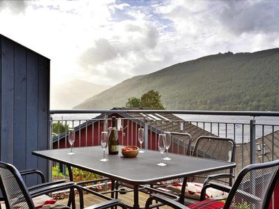 Photo for Holiday resort Taymouth Marina, Kenmore  in Perthshire - 7 persons, 2 bedrooms