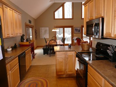 Photo for Private Chalet in Forested Ridge - Deep Creek Lake