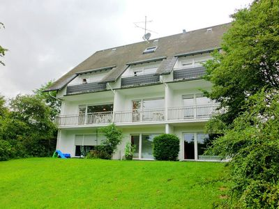 Photo for Modern apartment in the Sauerland region with private balcony