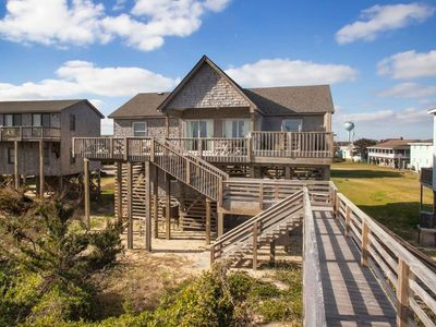 Photo for Gypsies, Tramps and Thieves - Upgraded 5 Bedroom Oceanfront Home in Avon