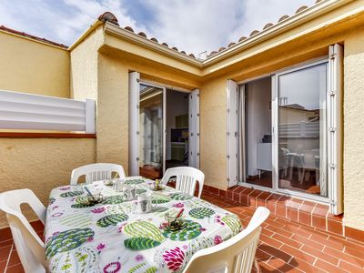 Photo for Apartment Zodiaques 2 in Le Barcarès - 4 persons, 1 bedrooms