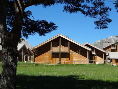 Photo for Partially detached chalet for 6 persons in SuperDévoluy