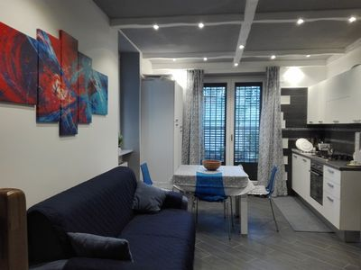 Photo for La Califfa, apartment, excellent location for visiting the Amalfi Coast.