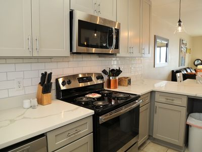 Renovated Ocean Reef 702 ~ 3BR/3.5BA Gulf Front Town House directly on the Beach ~ Free Wifi