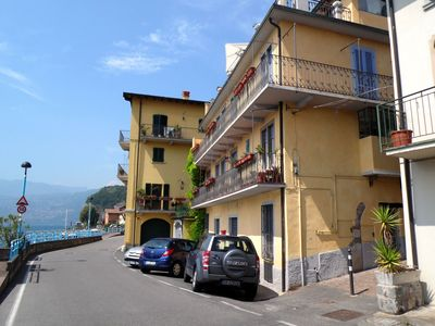 Photo for Bright, stylish, facing the lake. Large terrace with magnificent views.