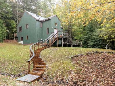 Photo for Gorgeous Campton Mountain Cabin - Newly Renovated