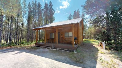 Photo for 3BR Cabin Vacation Rental in Macks Inn, Idaho