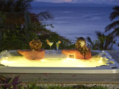 Horizon Spa Villa offers exclusive, luxurious five star experience in paradise.