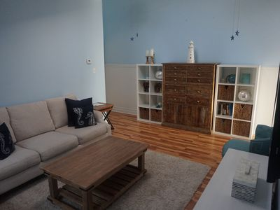 Photo for 5-6 night minimum stay , 4 Blocks To The Beach, Playgrounds, Concerts, Boardwalk