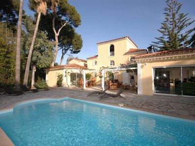 Photo for Magnificent 5 bedroom Villa in Antibes (Q7775)