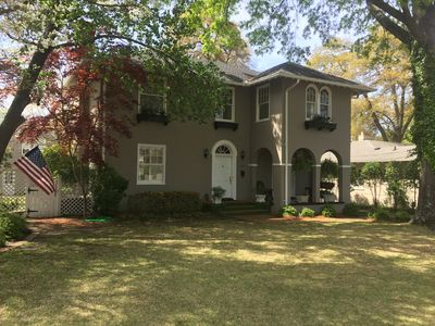 Photo for Charming, Two Story Stucco Home in Historic Neighbored 2 Miles from The National
