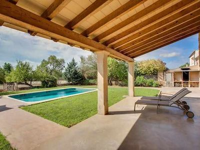 Photo for Country house with pool for 6 people in Santa Margalida