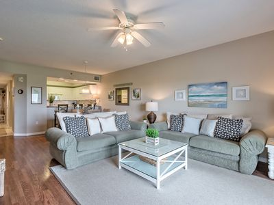 Photo for Fabulous Beach Getaway OceanWalk New Smyrna Beach