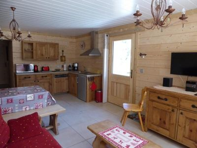 Photo for Apartment Pralognan-la-Vanoise, 2 bedrooms, 4 persons