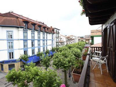 Photo for MAÑUEL: Charming apartment in the center of Hondarribia
