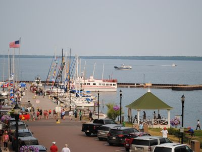 Photo for Andrew Tate Condo #2 Bayfield, WI. Sleeps 4, Lake Views!