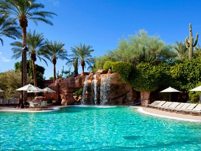 Photo for Sheraton Desert Oasis 1 Br Villa.  Available  Feb 29 to March 7 of 2020