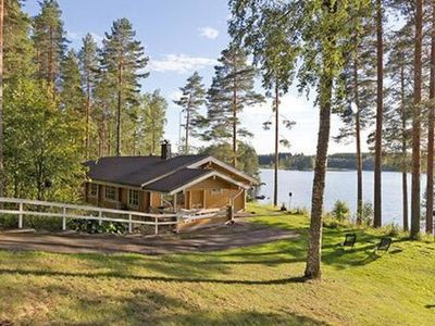 Photo for Vacation home Konnusmaja in Leppävirta - 8 persons, 4 bedrooms