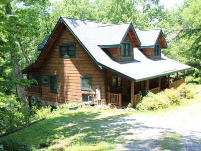 Photo for 5BR Cabin Vacation Rental in Highlands, North Carolina