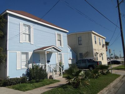 Photo for Book your summer vacation now!  1 block to the beach