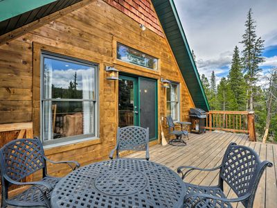 Photo for NEW! Alma Home w/Billiards Mins to Skiing & Hiking
