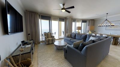 Photo for Beach and rustic decor that will make you feel the elegance it is! Relax in style!