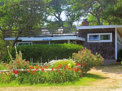 Photo for 3Bdrm Cottage in National Seashore, A/C, 375 paces to beach, Near Bike Trail