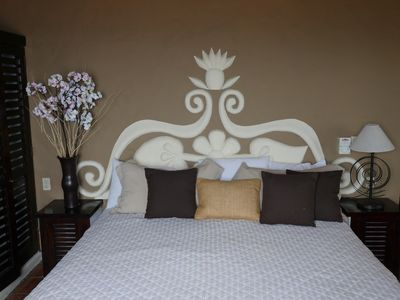 Photo for Spectacular Spacious Spanish Colonial 2BR 2BA Terrace Oceanview private Jacuzzi