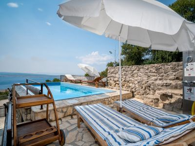Photo for Vacation home Stella in Crikvenica/Dramalj - 14 persons, 6 bedrooms