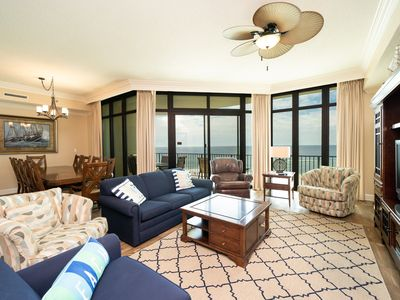 Photo for Fantastic FALL Rates! BOOK NOW&SAVE*PhxWest 504 ON BEACH*SLEEPS 14!* 3BR/4BA*
