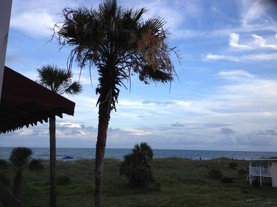 January Special! Beautiful Large Condo on the beach! Private Balcony!