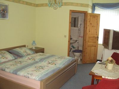 Photo for Double room 20 square meters in a central location