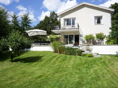 Photo for 4 BR Villa -10 min to Stockholm City - beautiful contemporary garden