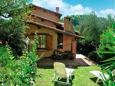 Photo for Vacation home Casa Le Mimose (COS119) in Corsanico - 7 persons, 4 bedrooms