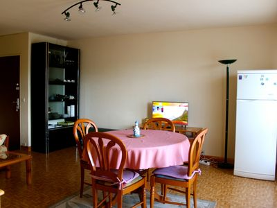 Photo for Houlgate Bel Appart 3 rooms, 4 people, 300 m from the beach and the city center.