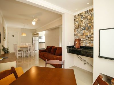 Photo for Apartment for rent 2 bedrooms and 1 suite for 6 People in Bombas