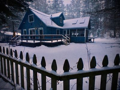Cozy Home in Private Association on Loon Lake Close to Gore Mountain