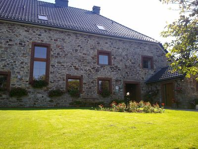 Photo for Familial holiday home in the heart of the Ardennes
