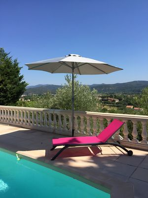 Photo for Villa with view and Pool - Les Arcs