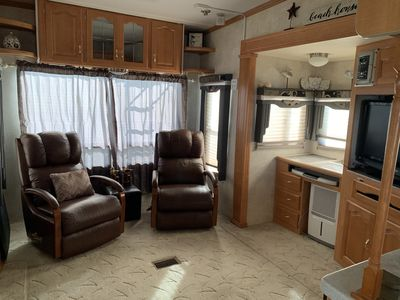 Photo for 1BR Cabin Vacation Rental in Sargent, Texas