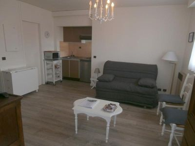 Photo for Apartment Saint-Jean-de-Luz, 1 room, 3 persons