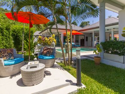 Photo for Villa Elysees: 3 bedroom villa with a private pool